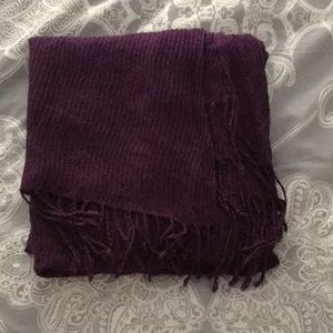 Accessories - Plum Scarf